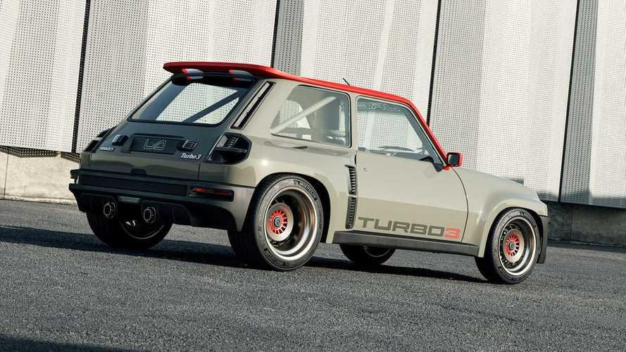 Renault 5 Turbo 3 de Legende Automobiles