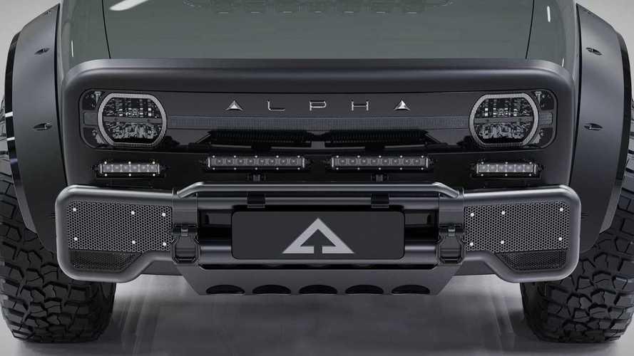 Alpha Motor Superwolf
