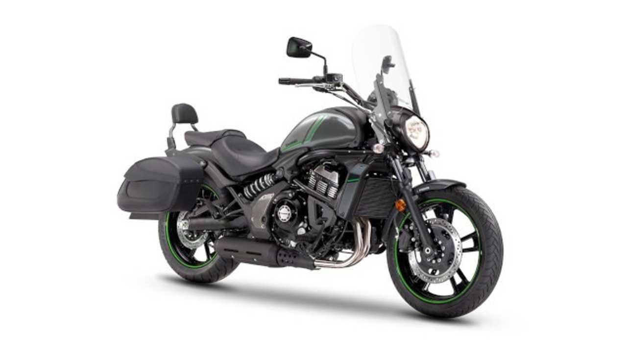 2022 Kawasaki Vulcan S Europe