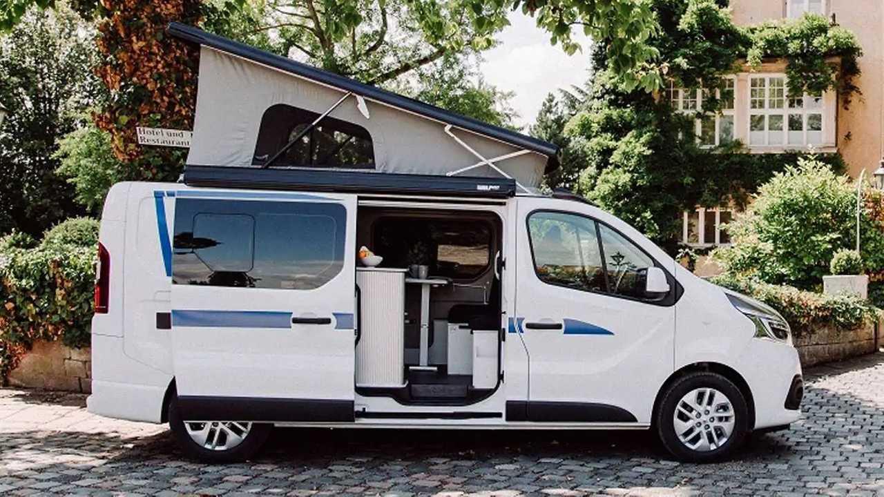 Ahorn Van Big City camper.
