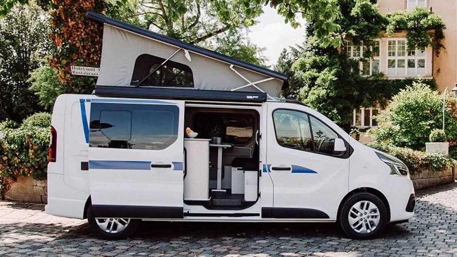 Ahorn Van Big City: furgoneta camper basada en la Renault Trafic