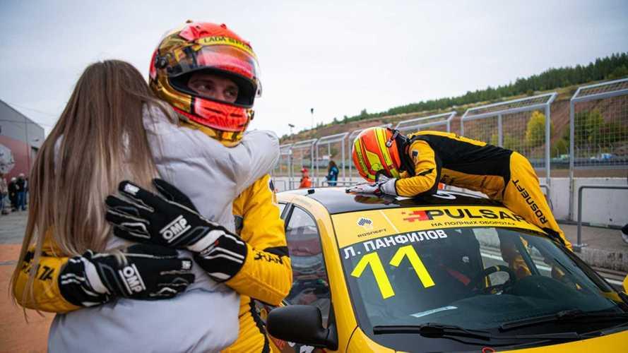LADA стала самой успешной маркой на этапе русских гонок в Казани