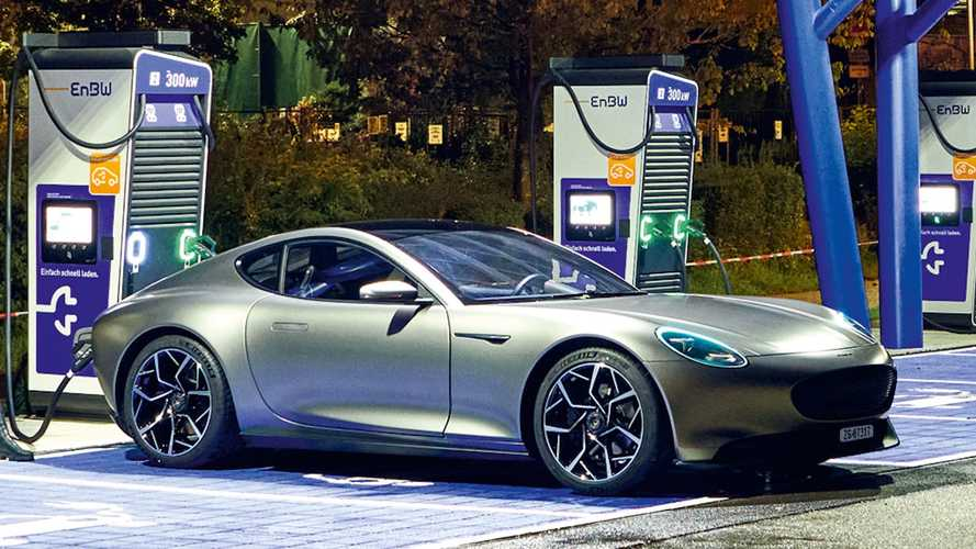 Piech Automotive GT EV Teased With Classic Sports Coupe Look, 604 HP