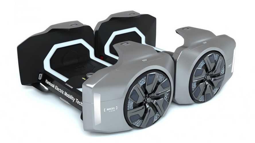 Hankook Tire Raih Red Dot Design Award untuk Inovasi HPS-Cell