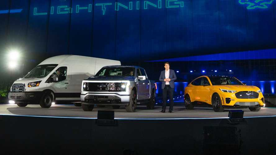 Ford vows to spend more on EVs than ICE vehicles from 2023