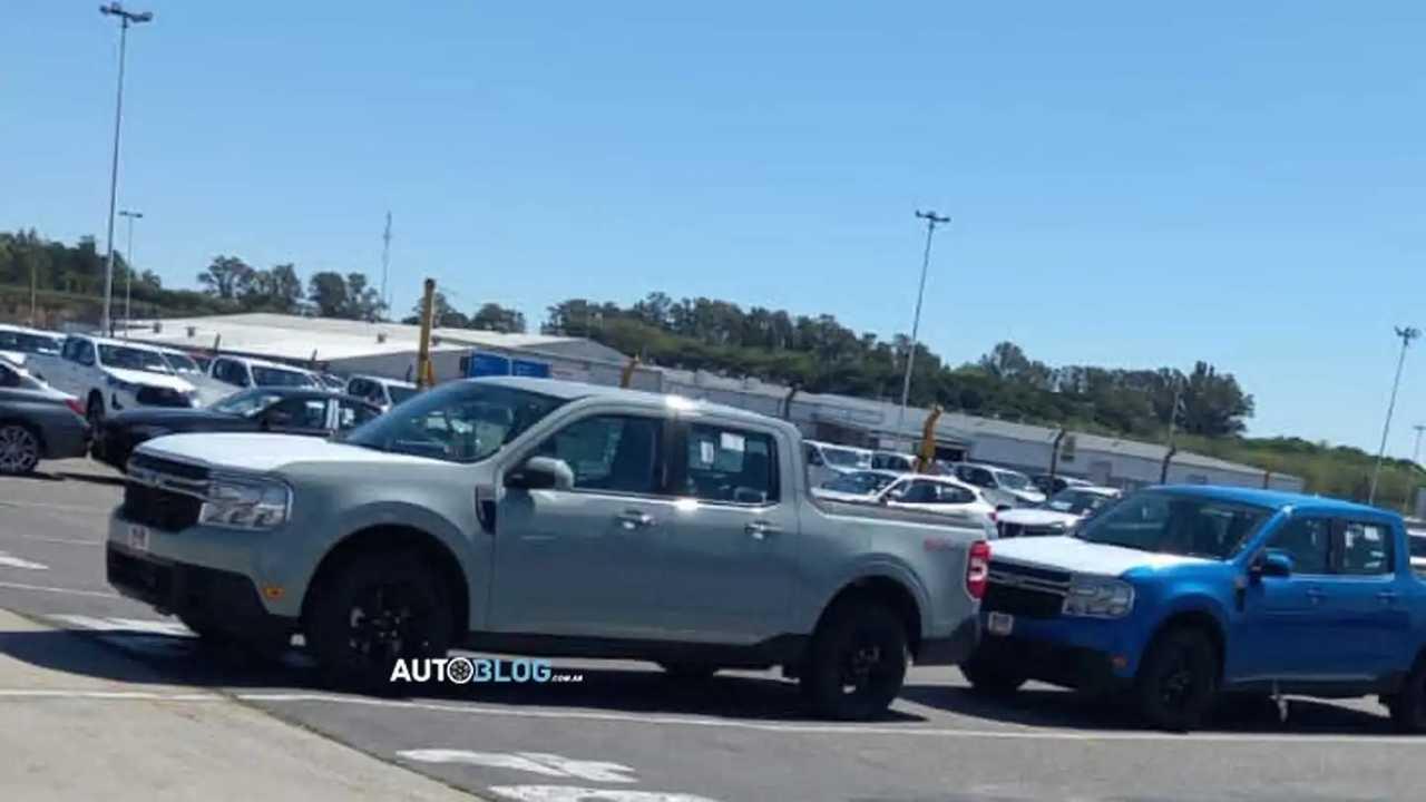 Ford Maverick chega à Argentina