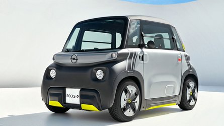 Opel Rocks-e: Äquivalent zum Citroën Ami ab Herbst bestellbar
