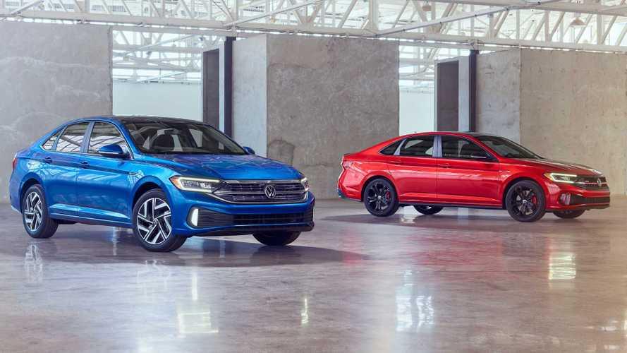 Novo Volkswagen Jetta 2022 muda visual e ganha mais equipamentos