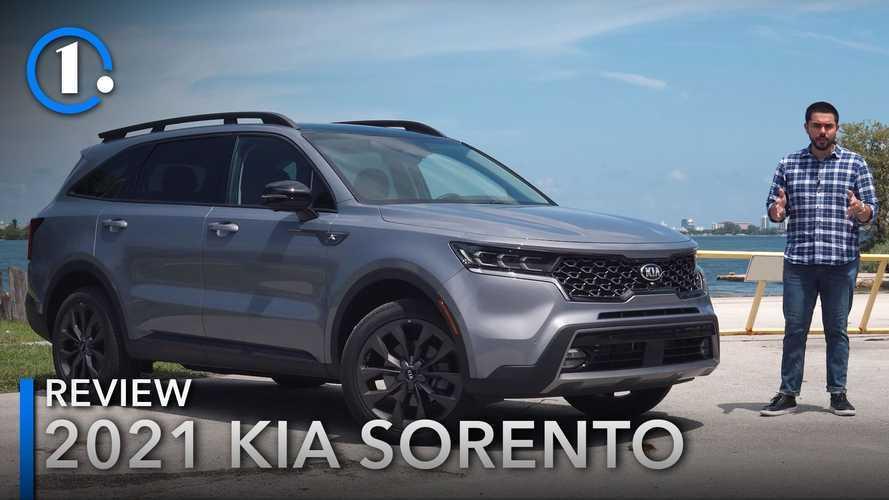 2021 Kia Sorento Video Review: Do It All SUV