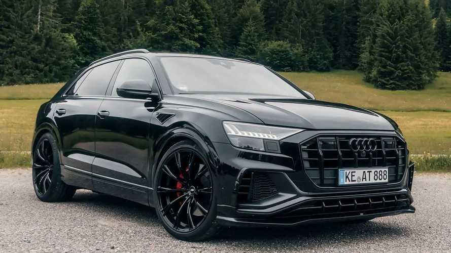 Audi Q8, ABT spreme l'ibrida TFSI e fino a 530 CV