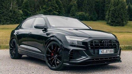 Audi Q8 60 TFSI e (2021) bekommt bei Abt 68 PS mehr