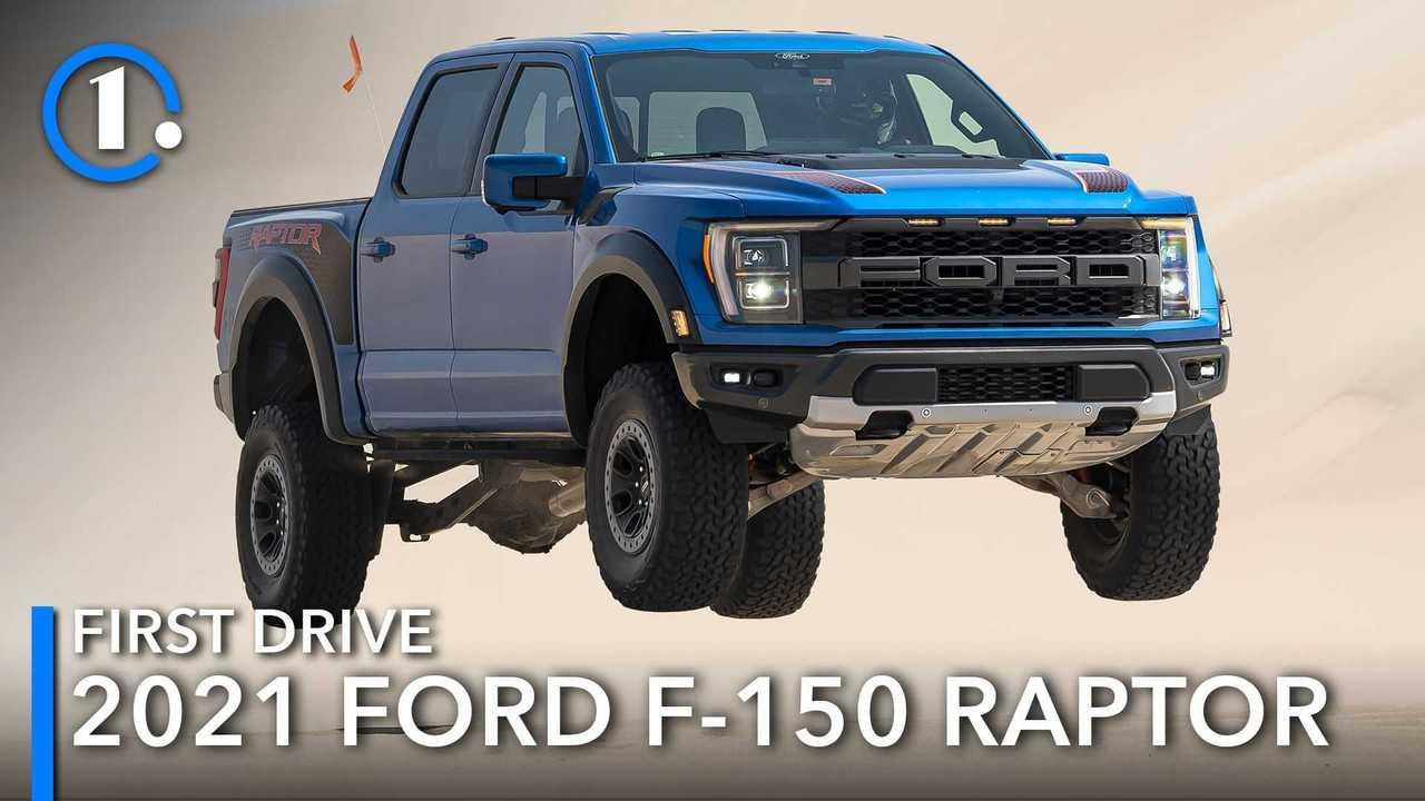 Ford F-150 Raptor adalah truk kapabel nan nyaman.