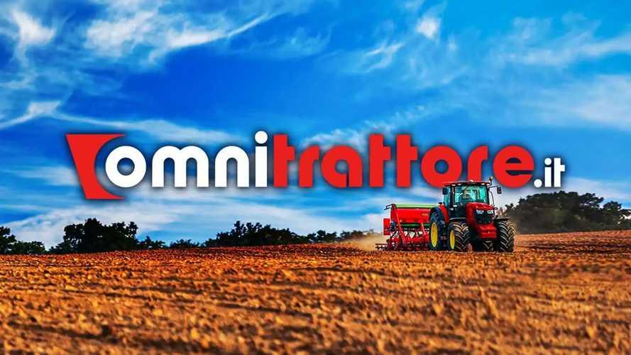 Arriva OmniTrattore.it, il nuovo sito specializzato per i mezzi agricoli