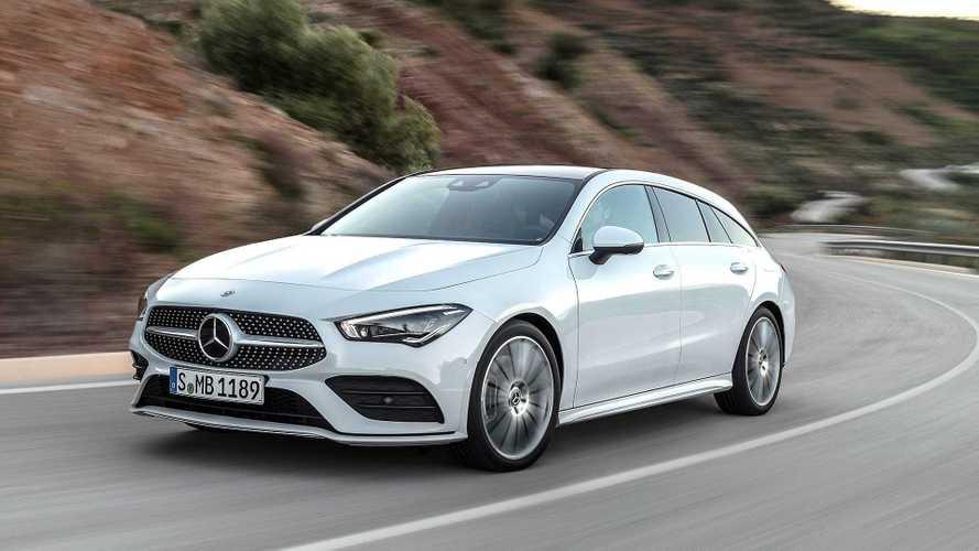 Mercedes CLA Shooting Brake (2019): Jetzt sind die Preise da (Update)
