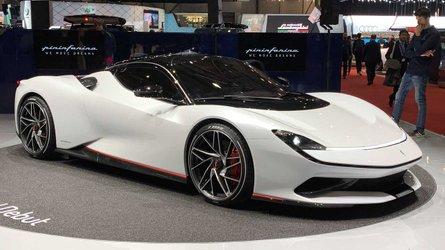 Pininfarina Battista, hypercar elettrica e orgoglio italiano