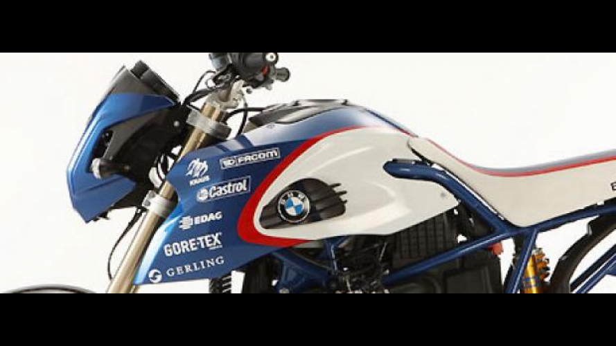 BMW HP2 Megamoto Pikes Peak Replica