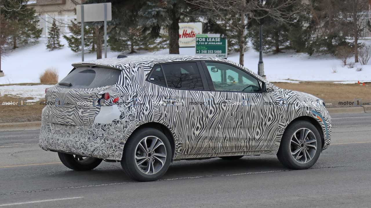 2020 Buick Encore Spy Photos Motor1 Com Photos