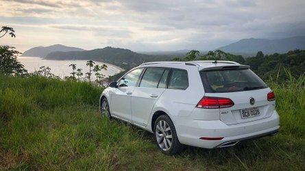Minhas férias com... VW Golf Variant 2018, a perua que não tive
