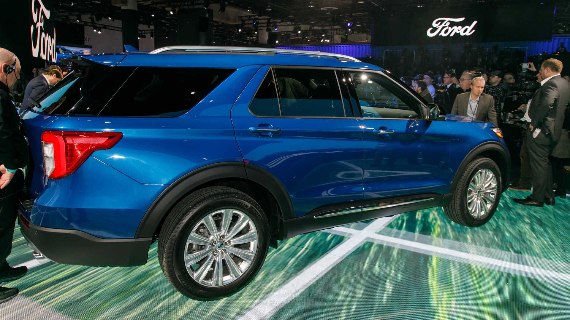 2020 Ford Explorer Hybrid Promises Power And Efficiency [UPDATE]