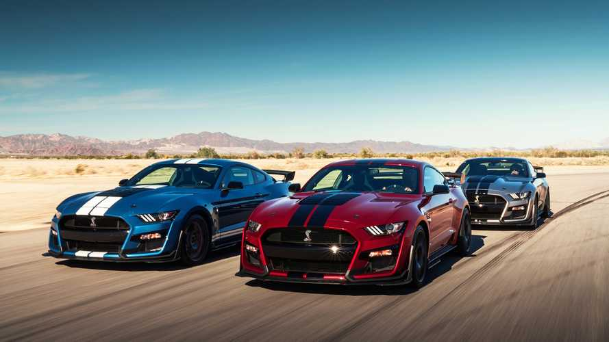 Ford Mustang Shelby GT 500 in Detroit vorgestellt