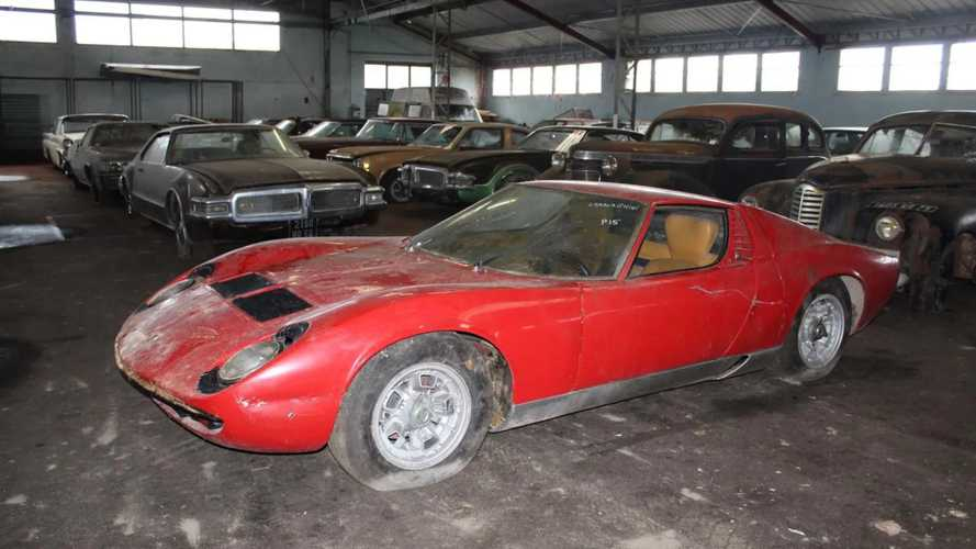 Is This The Ultimate Barn Find Auction?