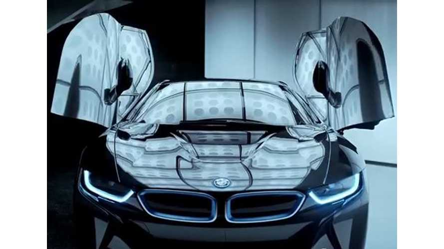 BMW i8 US Launch Set For July