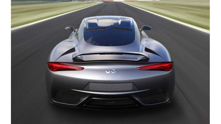 Infiniti Emerg-E and Essence to Remain Concepts Only - Production Versions