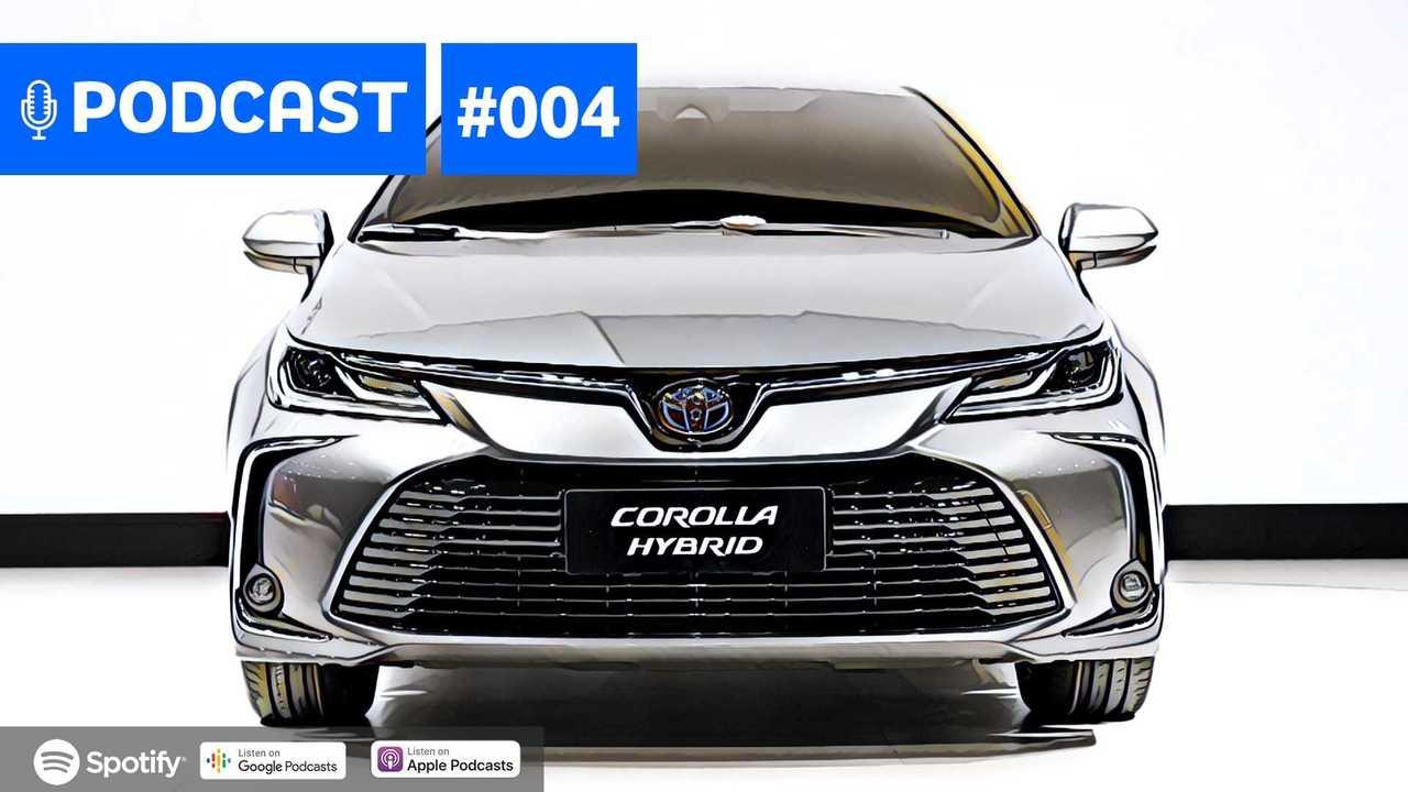 PodCast #004 -  Motor1.com