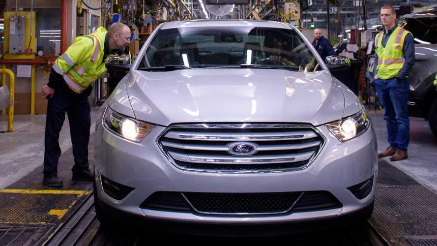 Ford Taurus ile Chevrolet Cruze'un üretimi ABD'de de sonlandı