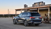 Test BMW X7 2019