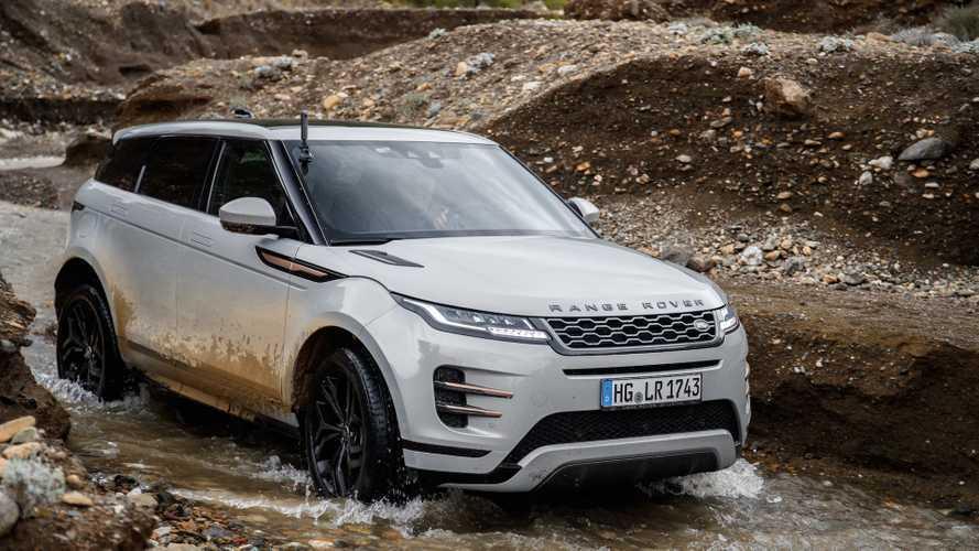 De nouveaux moteurs pour les Range Rover Evoque et Discovery Sport