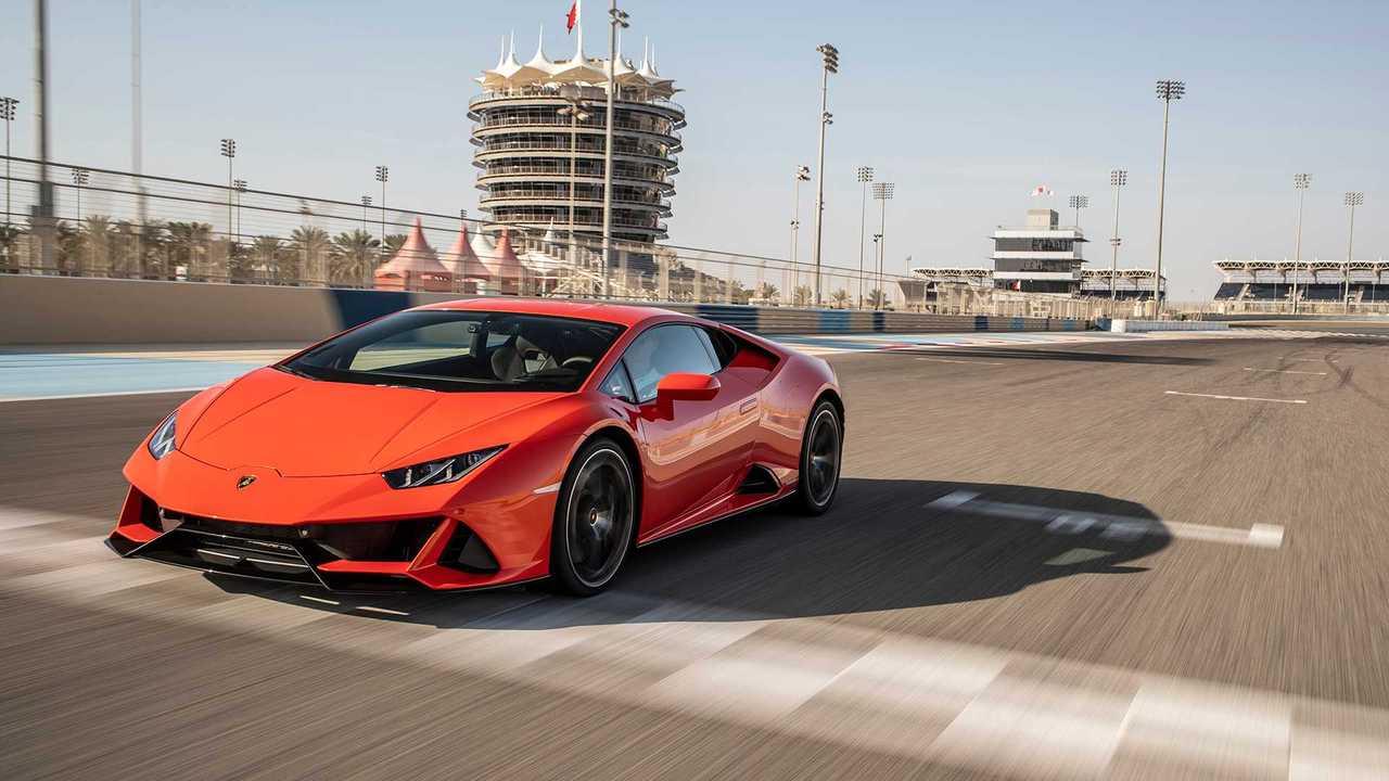 2019 Lamborghini Huracán Evo: İlk Sürüş