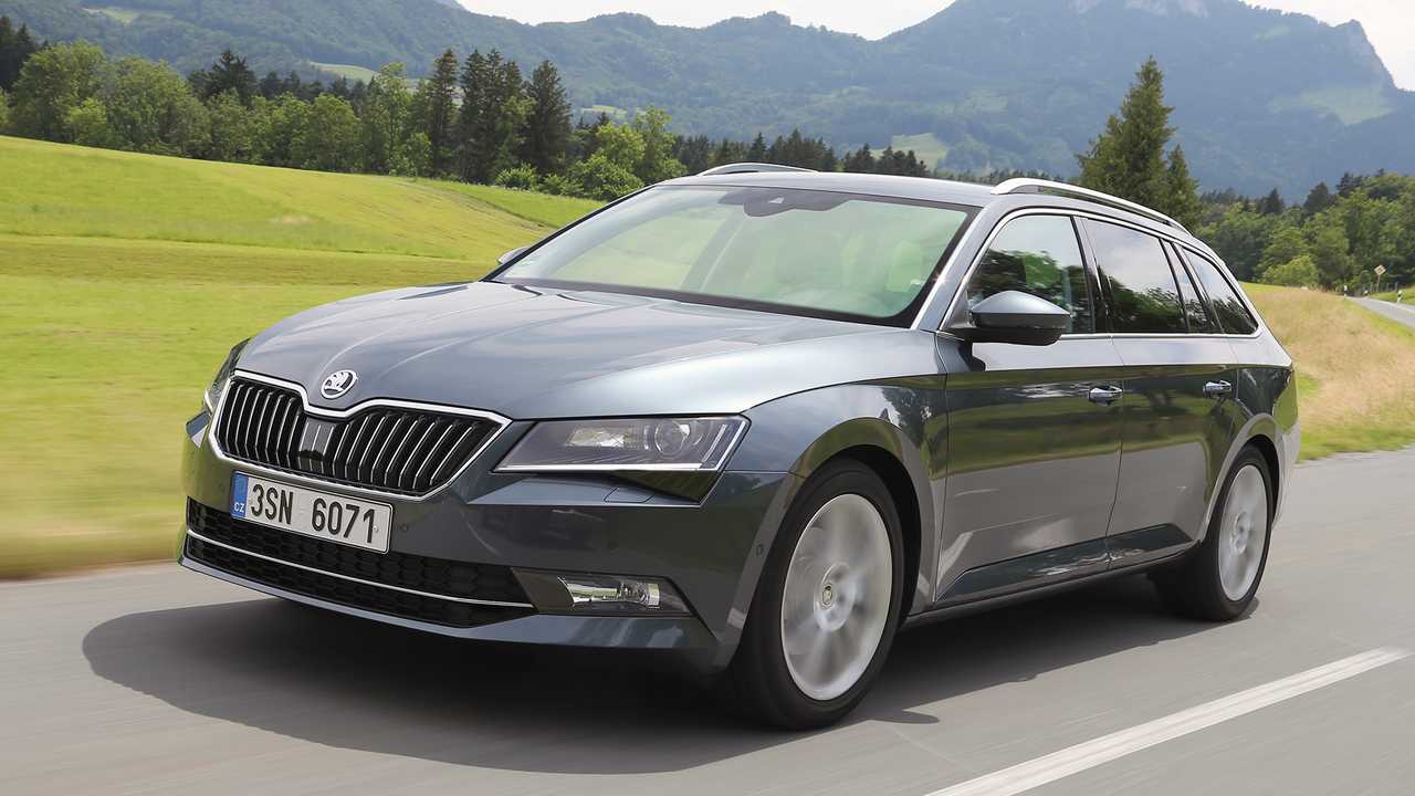 Skoda Superb (ab Herbst 2019)