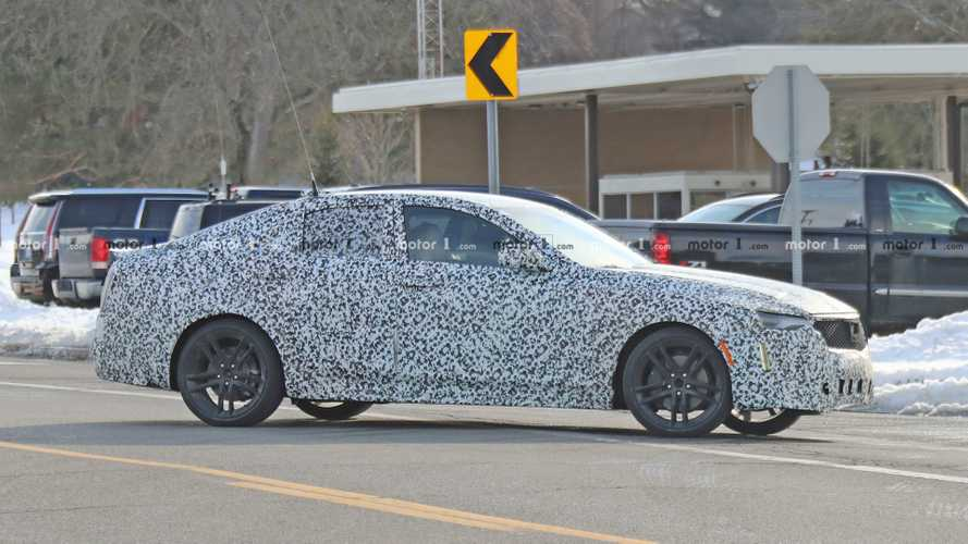 Cadillac CT4-V, CT5-V Set For May 30 Debut