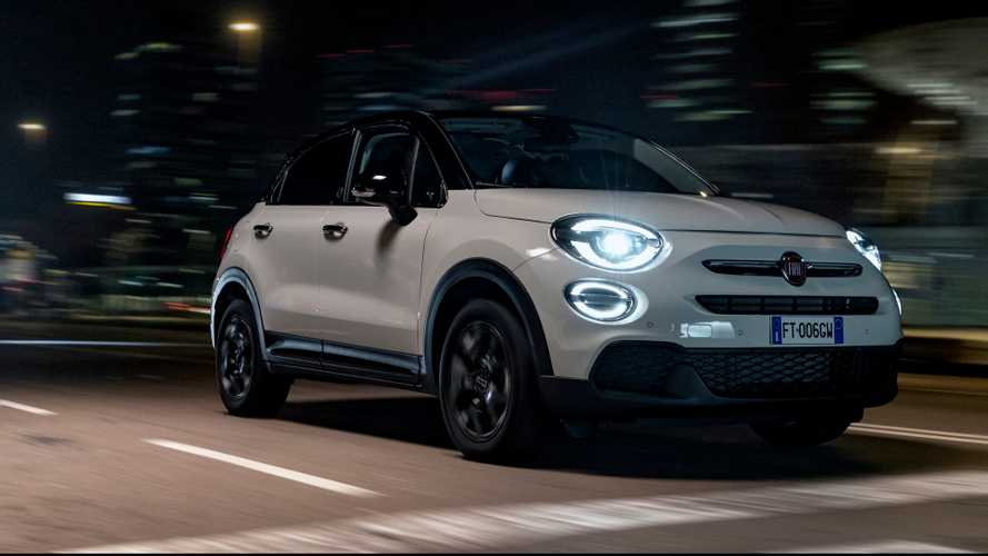 2019 Fiat 500X 120th special edition