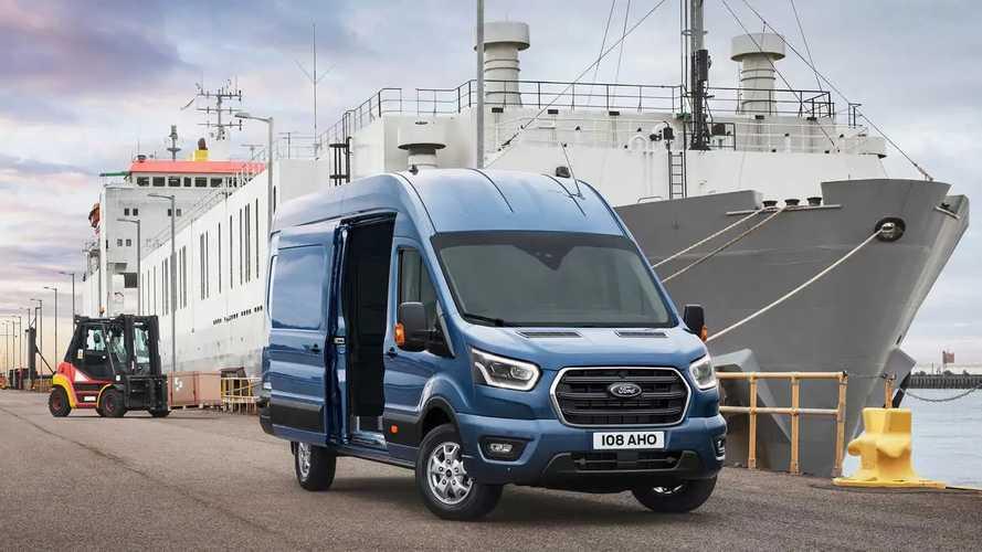 Ford Transit 2 ton mHEV