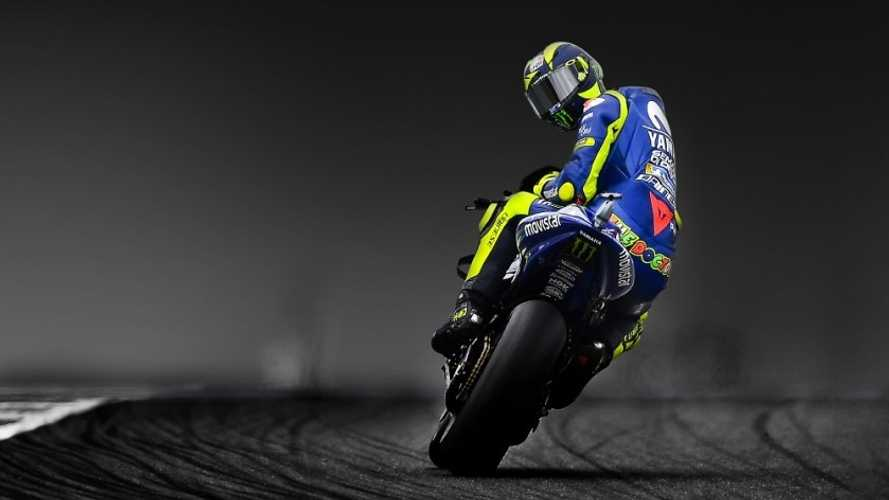 Donate To Charity, Ride With Rossi