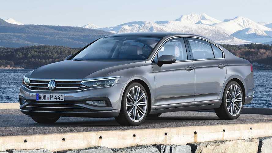 Yeni Volkswagen Passat Türkiye'de satışta