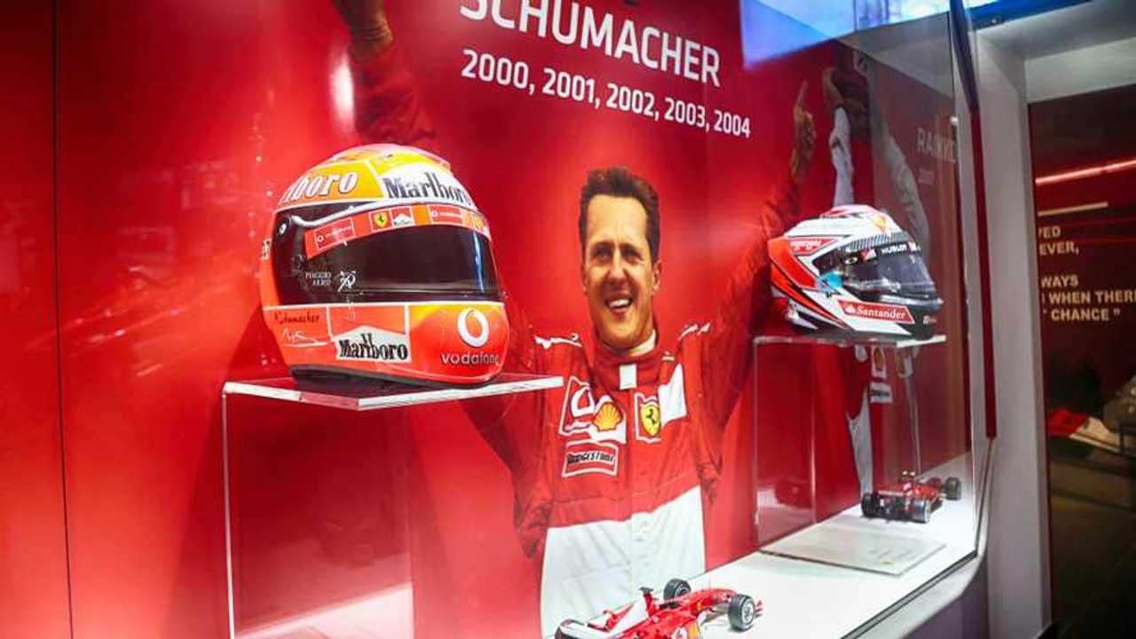 """""""Michael 50"""", la mostra dedicata a Schumacher"""