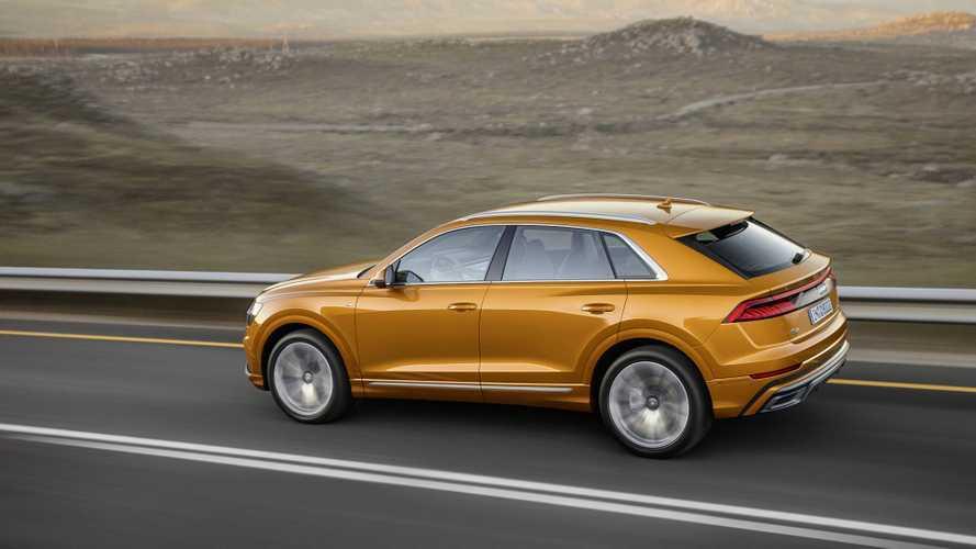 El Audi Q8 2019 recibe dos nuevos motores V6