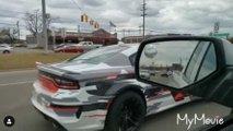Dodge Charger SRT Hellcat Widebody kurz vor Debüt erwischt