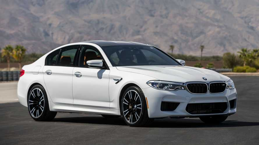 BMW M5 Competition has more power than advertised