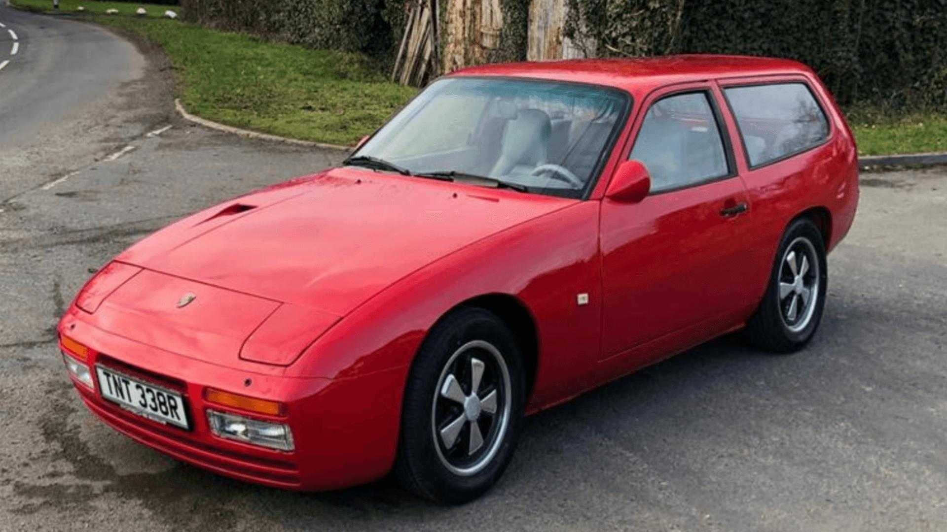 """[""""Is This 924 Estate the Most Practical Classic Porsche Ever?""""]"""