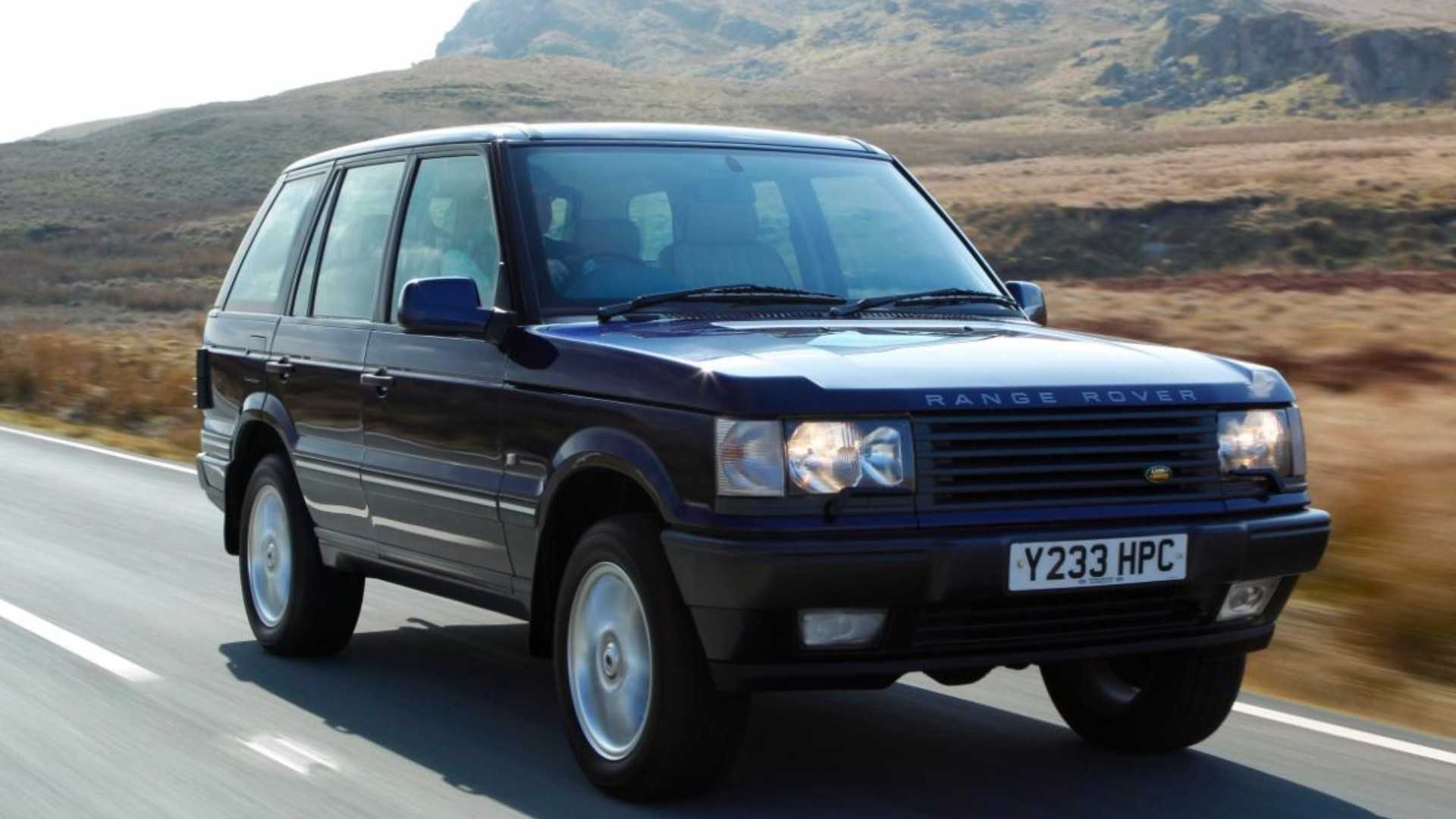 Why The Range Rover P38a Deserves Space In Your Garage ... Range Rover P Headlight Wiring Diagram on