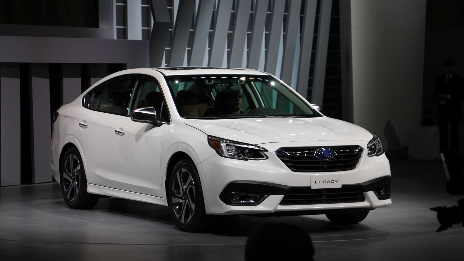 2020 Subaru Legacy Live From The Chicago Auto Show
