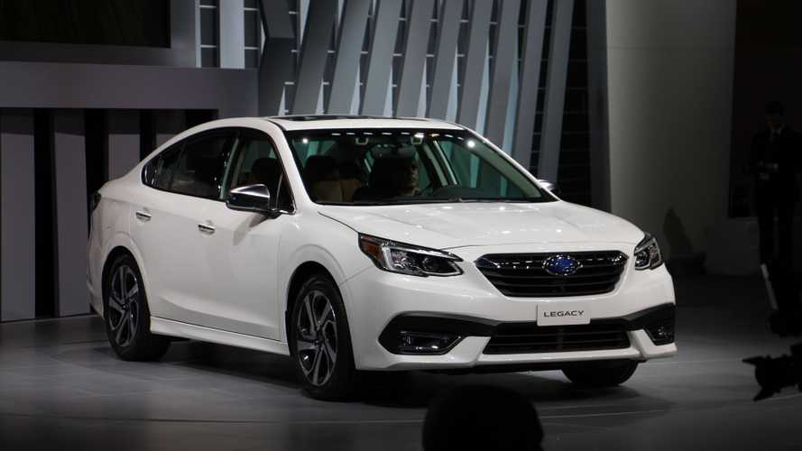 2020 Subaru Legacy: Live From The Chicago Auto Show