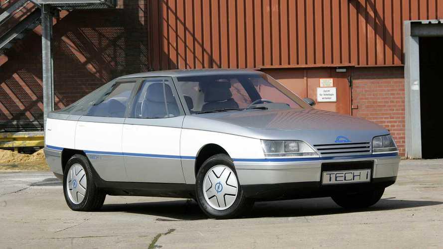Unuttuğumuz Konseptler: 1981 Opel Tech I