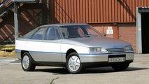 Vergessene Studien: Opel Tech I (1981)