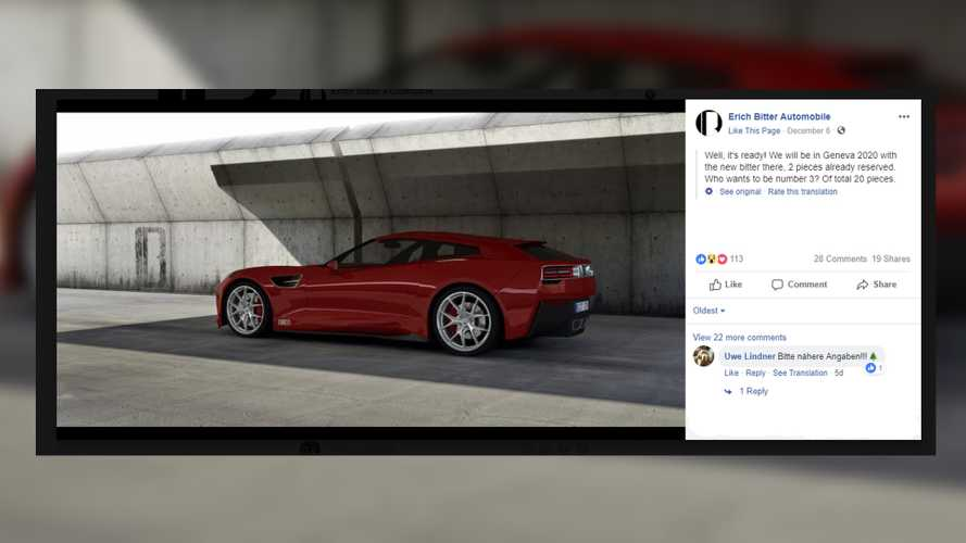Cool Corvette Shooting Brake In The Works From German Tuner