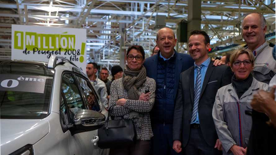 Un million de 2008 produits à Mulhouse